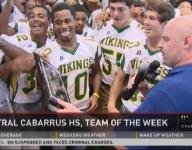 #FNFrenzy   Team of the Week: Central Cabarrus - Football