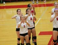 Indian Hill volleyball chasing Wyoming in the CHL