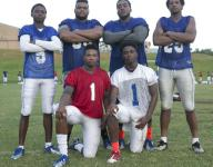 New coach, same game play for Byrnes Rebels
