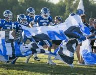 Friday night's local games