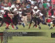 Butler squeaks by Mallard Creek in thriller