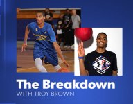 No. 1 sophomore PG Troy Brown Jr. talks Kansas visit, AP English, coaches visiting and more