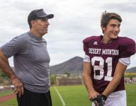 Kurt Warner's son Kade led Arizona in receptions as a junior, has yet to receive a scholarship offer