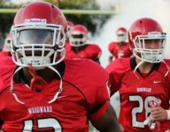 Elijah Holyfield is mass tweeting top uncommitted recruits to push Georgia