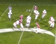 Check out the punt return of the year from Illinois