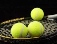 Boys tennis: Leslie/Lansing Christian 6, Hillsdale 2