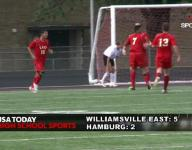 Williamsville East Beats Hamburg 5-2