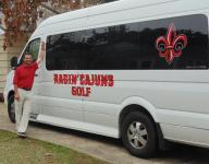 Making the Turn: Cajuns' golf team ready for new season
