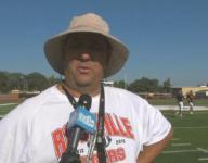 Legendary California high school football coach Larry Cunha could lose position over forcibly carrying student to class
