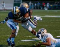 FOOTBALL PHOTOS: O'Connor claws way to victory over Alamo Heights