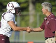 Couch: Out of turmoil, Okemos football finds footing