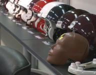 Find your school's football helmet ratings