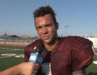 Woodcreek's QB Isaiah Harborth on tough Sierra Foothill League and facing Oakmont
