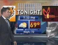Video | Friday night football forecast