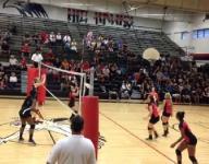 Lexington volleyball defeats SouthSide