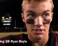 Another dazzling big-game performance by Ryan Boyle