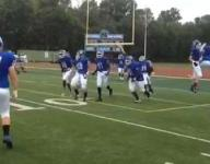 Gilmam sets tone for Metuchen's football victory