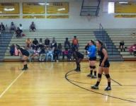 Kings Mountain volleyball dominates East Rutherford