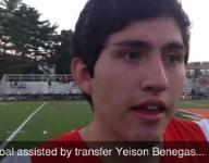 Boys soccer: Mamaroneck shuts out Scarsdale