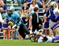 Gladiators routed early in 48-13 loss to Lansing Catholic