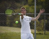 Lansing Catholic earns a share of CAAC White tennis title
