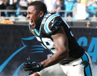 Panthers LB Thomas Davis pays for N.C. school's first football state title rings in six decades