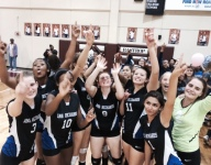 Volleyball: Ann Richards Soars to the Top