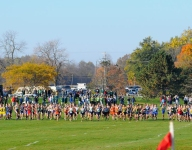 Cross country: CAAC Red final jamboree