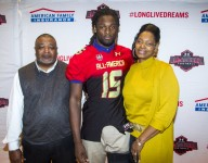 Why the nation's top football recruit doesn't do Twitter