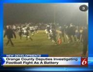 Florida police investigating claim that coach started brawl by punching opposing player