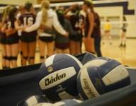 Girls' District Volleyball Tournament Scores