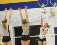 Genoa volleyball takes advantage of Woodmore errors