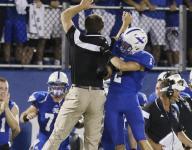 Cincinnati high school football scores