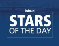 Monday's stars of the day/Tuesday's must-see event