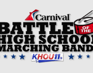 """KHOU 11 and Carnival Cruise Lines announce """"Battle of the High School Marching Bands"""" competition in Houston"""
