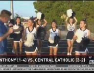 Gettin' rowdy at Central Catholic