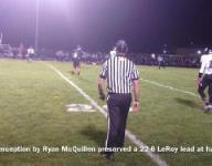 Versatility leads to 29-20 victory for LeRoy over Bishop Kearney