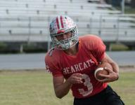 Cleary setting torrid pace for WNC receiving