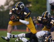 DeWitt uses physical football to beat Portland, 30-14