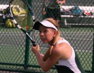 State tennis: Hamilton's Hicks to meet Sycamore's Abele