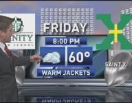 Friday Night Football Weather