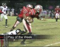 Play of the Week: Reception by Jeffersonville's Chris Campbell