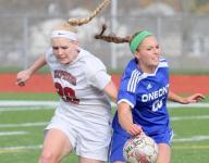 Oneonta girls beat Elmira again in STAC soccer tourney