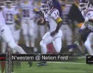 Northwestern grounds Nation Ford's Falcons