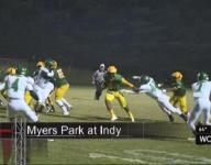 Independence pounds Myers Park
