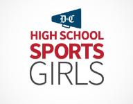 Friday's girls high school results