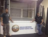 Miller brothers ready to open hometown MMA facility