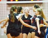Clippers come up just short of Bayside volleyball title