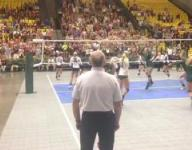 Snow Canyon celebrates win over Morgan in 3A championship