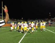 VIDEO: Martinez's record-setting TD